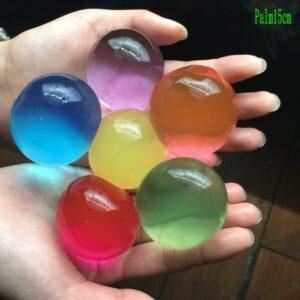 35 förp Gigantisk Vatten kristaller 5 färger 0,8-1 cm